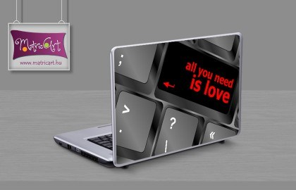 ALL YOU NEED LAPTOP MATRICA