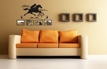 HORSE RIDING KÉPKERET FALMATRICA