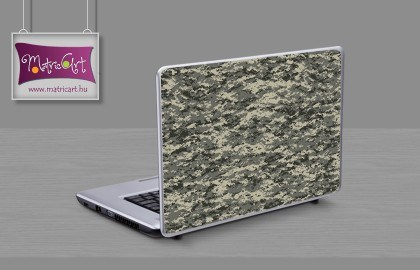 CAMO LAPTOP MATRICA