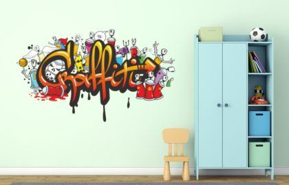 GRAFFITI SPRAY FALMATRICA