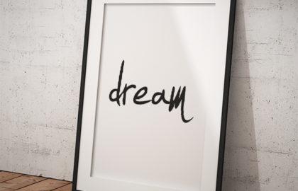 DREAM POSZTER