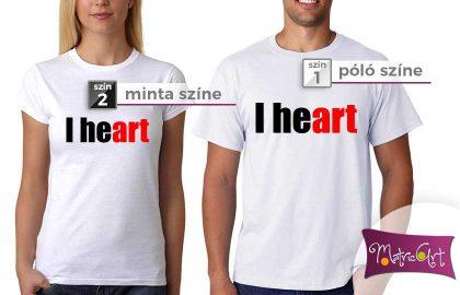 I HEART – PÓLÓ